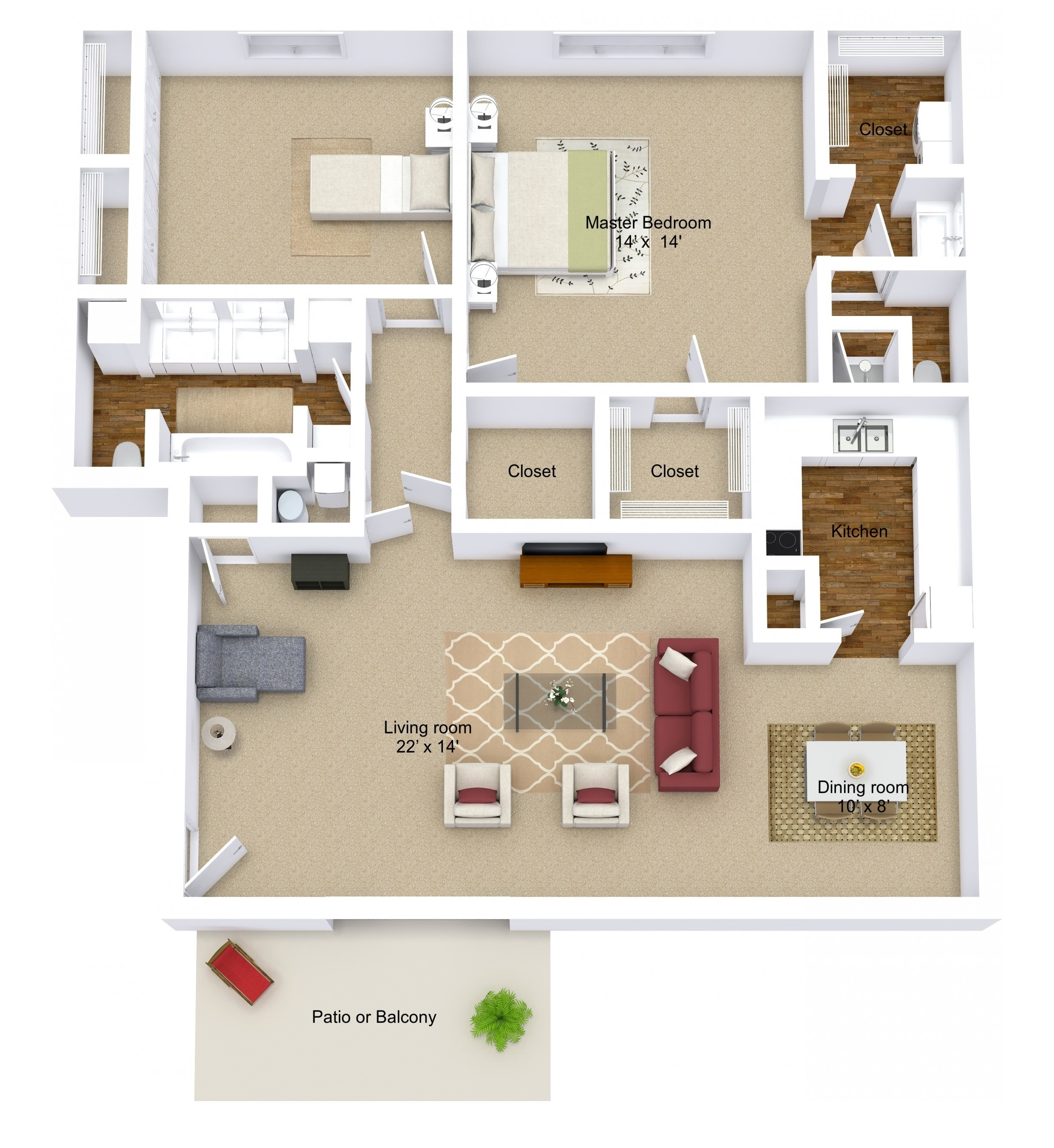 Apartments Evansville In: Addison Place Apartments