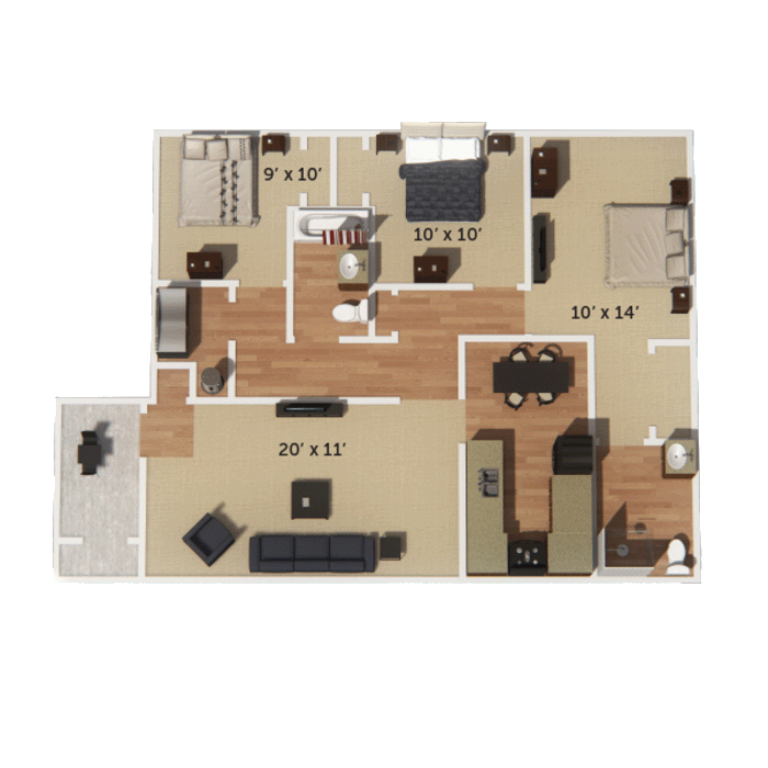 Indianapolis Apartments For Rent