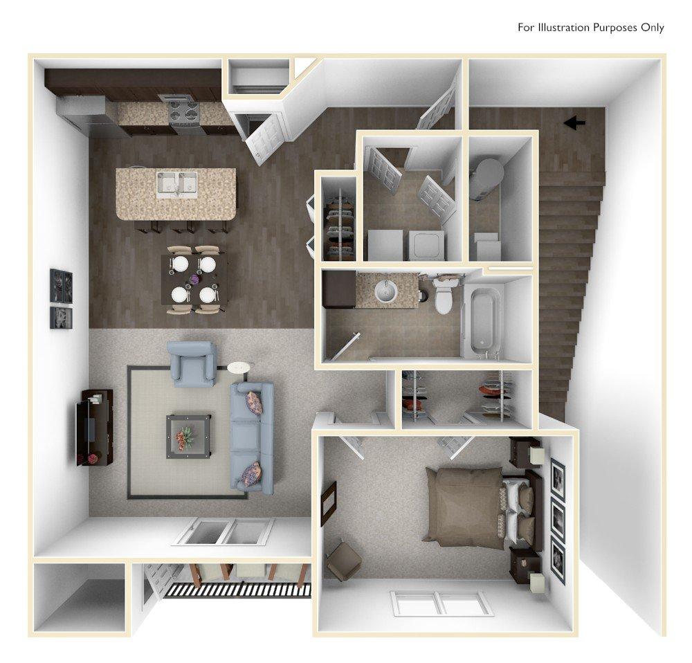 Apartments In Michigan: Apartments For Rent In Grand Rapids, MI