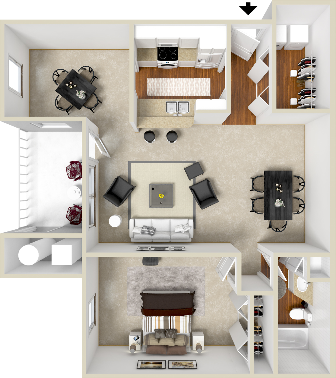 Apartments In Kentwood, MI