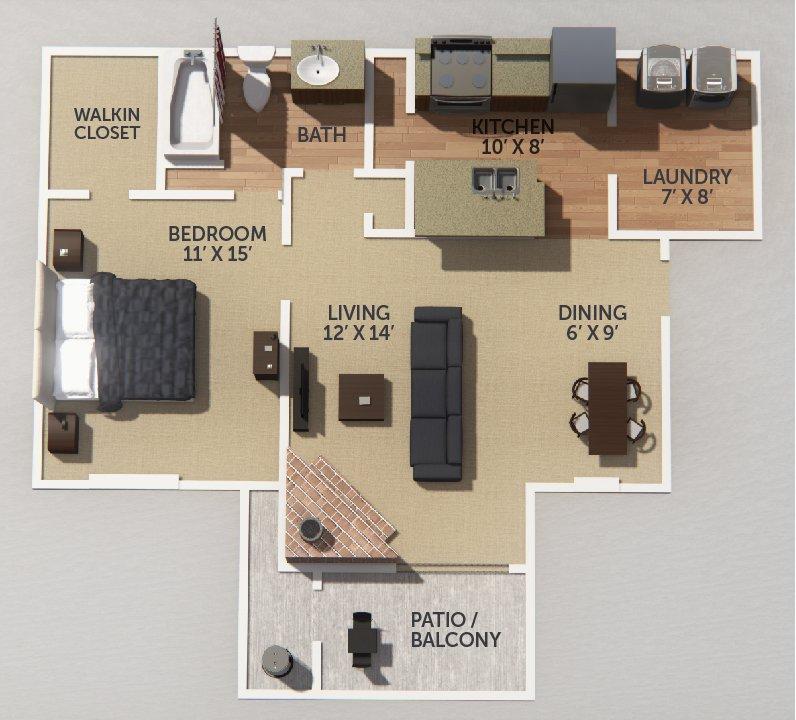 Center Park Apartments: Central Park Apartments