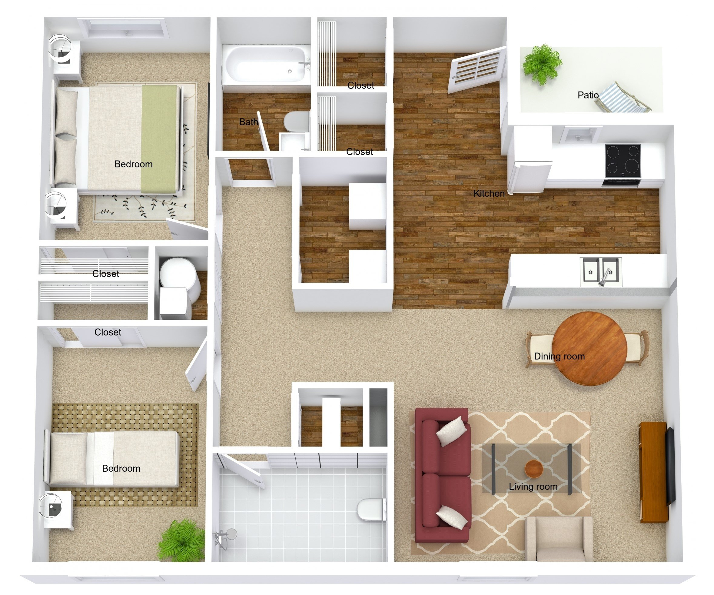 Apartments In Evansville Indian Woods Home