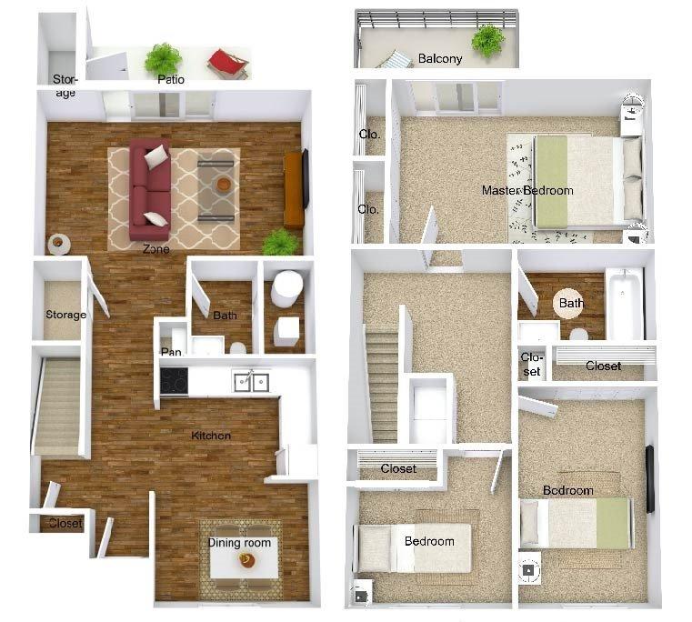 Apartments In Evansville